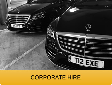 Corporate chauffeur Hire